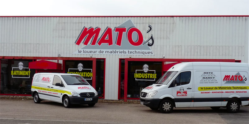 Mato's Location